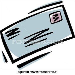 L'indirizzo sulla busta, le cifre